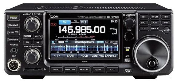 Icom 9700