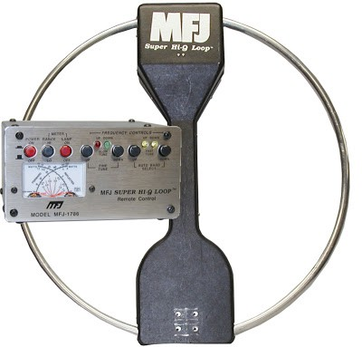 MFJ-1786 Magnetic Loop Antenna